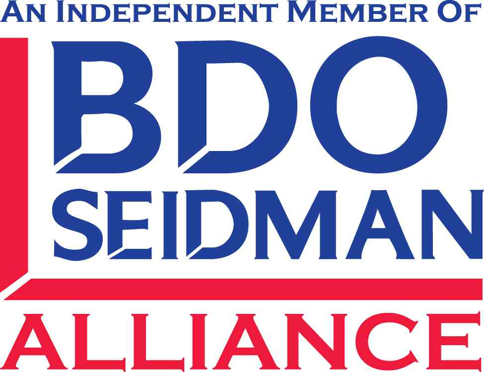 Independent Member BDO Seidman Alliance