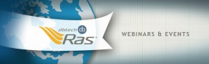 Upcoming Events and Webinars by dbtech Ras