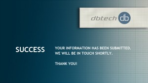 Your information has been successfully submitted. Thank you!