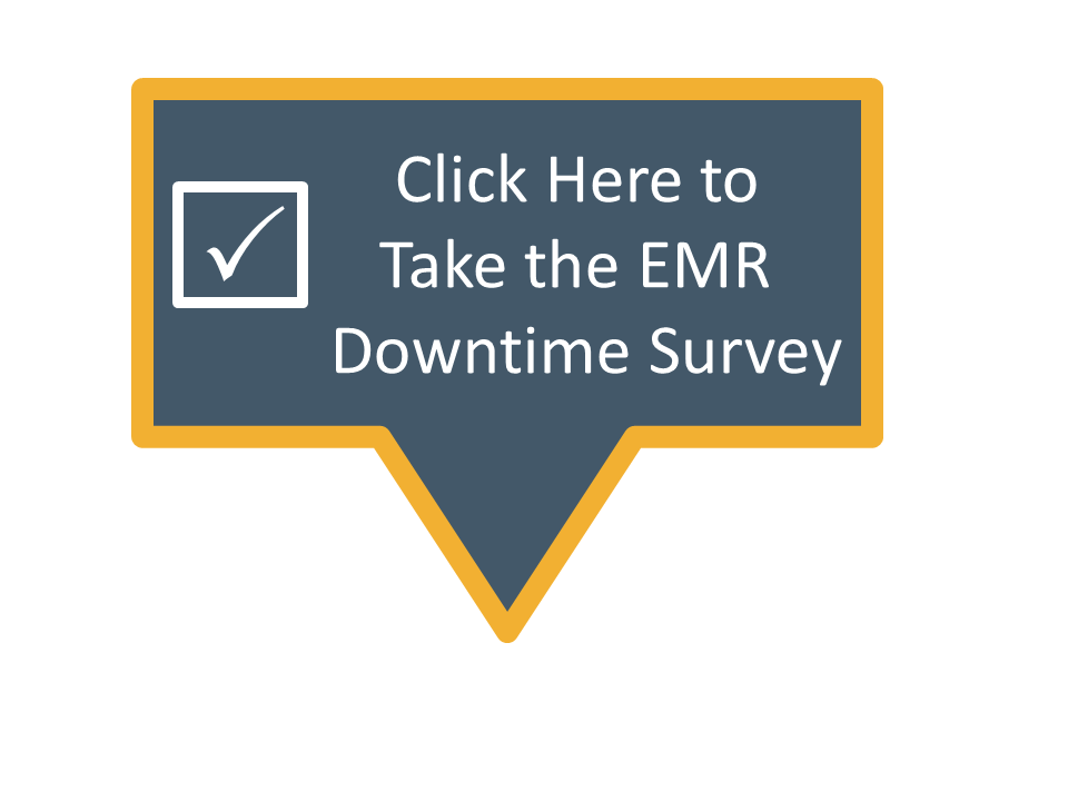 EMR Downtime Solutions Survey